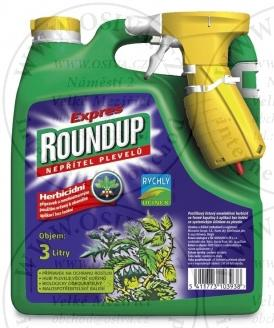 ROUNDUP EXPRES 3 litry