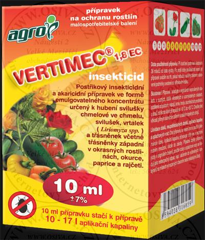 VERTIMEC 12 ml